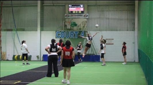 oakleigh indoor sports inflatable - 10