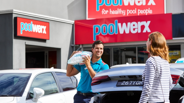poolwerx existing mobile franchise - 2