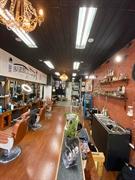 barber shop with cafe - 2