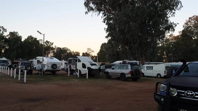 freehold caravan park charleville - 8