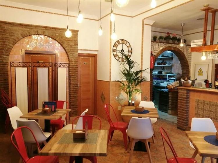 benalmadena cafe bar with - 9