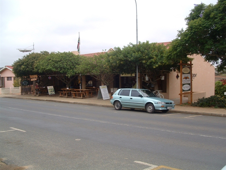 lodge shops with apartments - 4