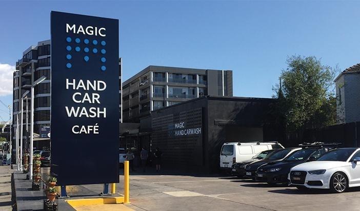 magic hand carwash gippsland - 9