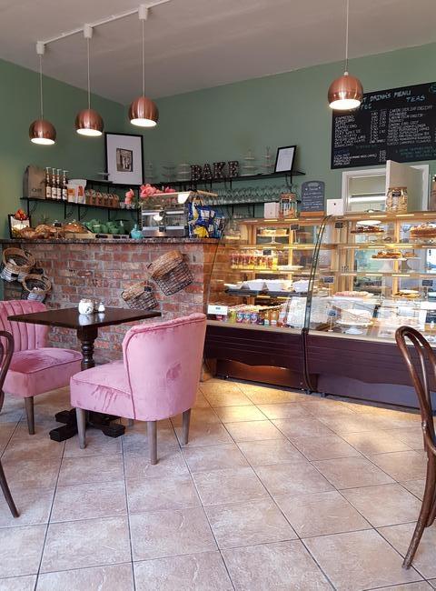 cheltenham licensed cafe restaurant - 5