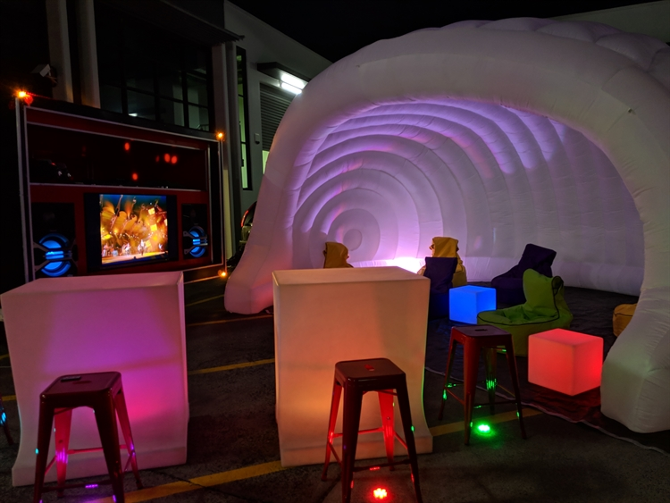 the party cave brisbane - 7