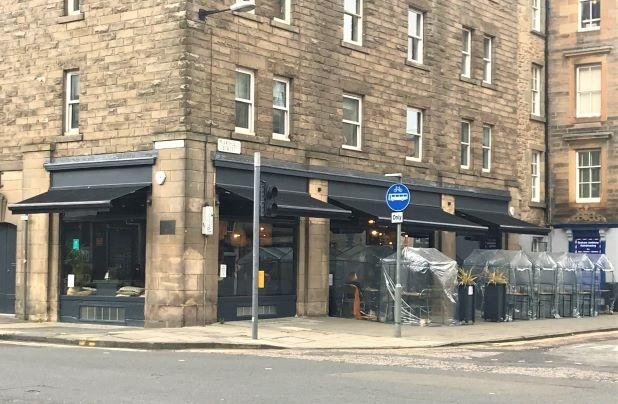 outstanding restaurant bar edinburgh's - 8