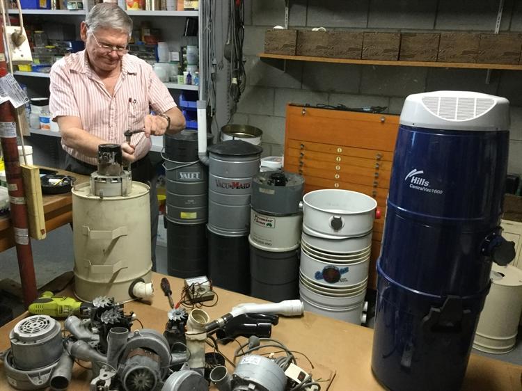 manufacturing service central vacuum - 8
