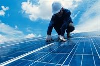 solar energy installation - 1