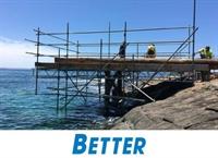 scaffolding 15 years successful - 1