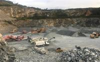 construction excavation quarry - 1