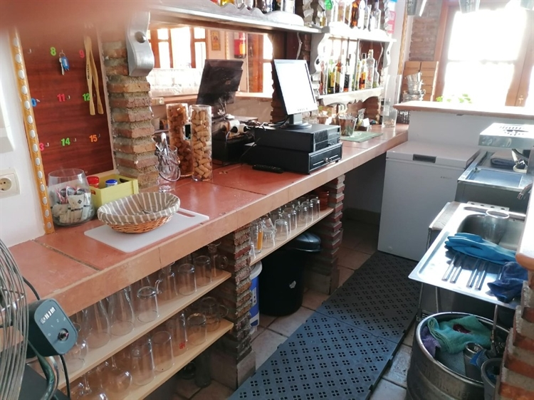 benalmadena cafe bar with - 11