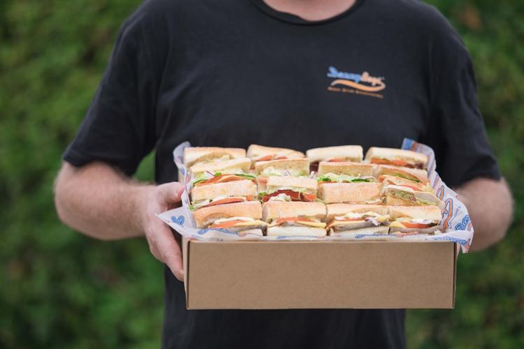 dannyboys rock star sandwiches - 5