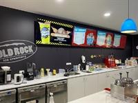 cold rock ice creamery - 1