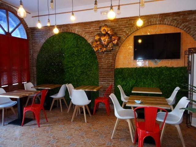 benalmadena cafe bar with - 12