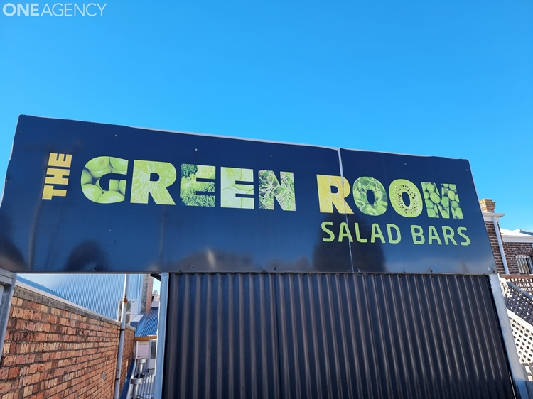 the green room salad - 9