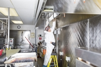 commercial kitchen equipment cleaning - 2