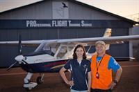 flight training aviation business - 2
