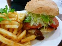 souvlaki burger bar brand - 3