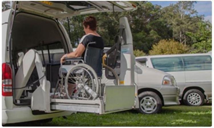 niche motor dealer wheelchair - 4