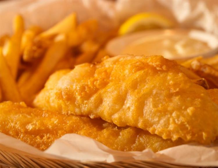 straight fish chips cannot - 4