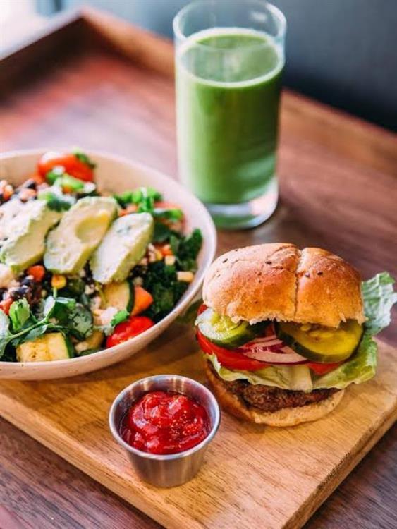 burgers salads south side - 2