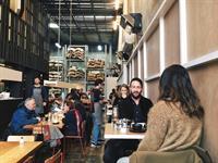 industrial cafe port melbourne - 1