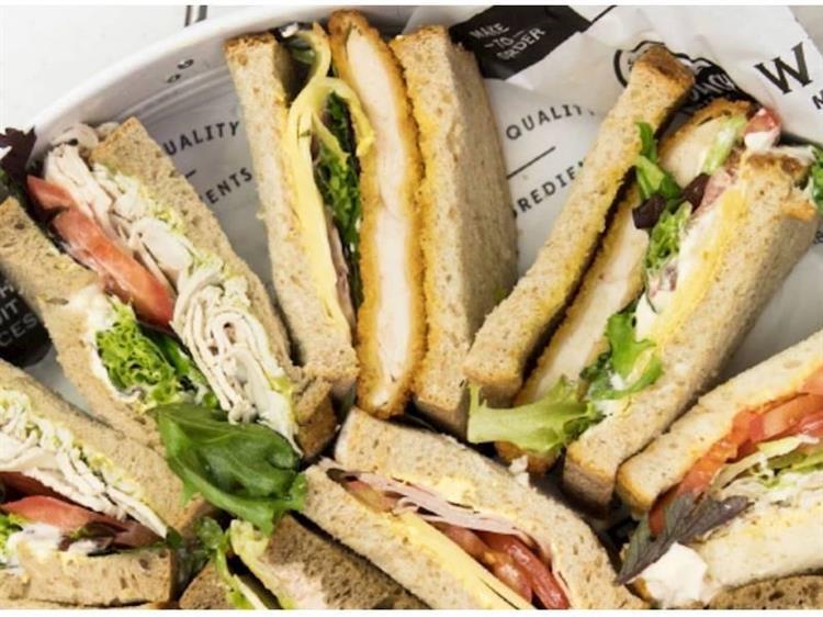 stylish carvery sandwich juice - 6