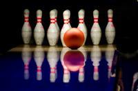 ten pin bowling laser - 1