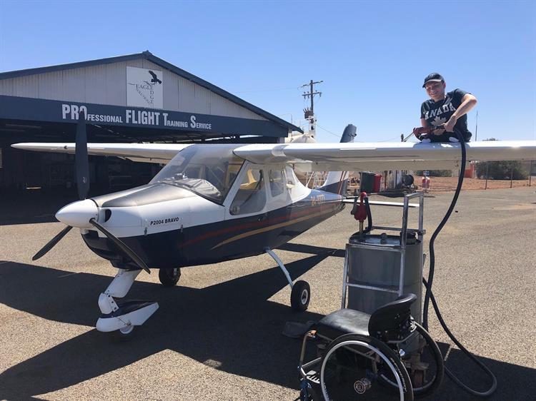 flight training aviation business - 12
