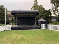 event stage hire business - 2