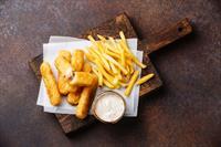 popular fish chips on - 1