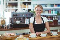 modern cafe an affluent - 2