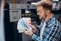 printing business customer base - 1