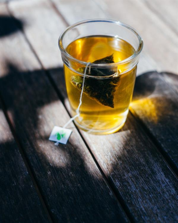 online tea business with - 10