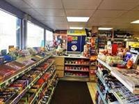 petrol station fully under - 2