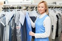 brown gouge dry cleaning - 1