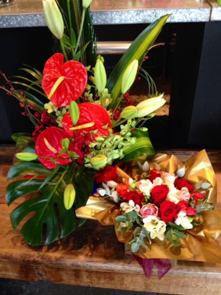 florist easy operation no - 4