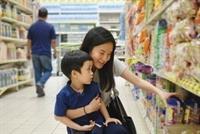 asian supermarket near university - 2