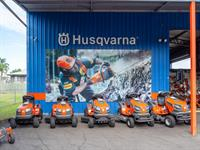 busy mower chainsaw dealership - 2
