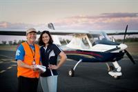 flight training aviation business - 1