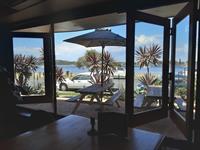 waterfront property restaurant bar - 2