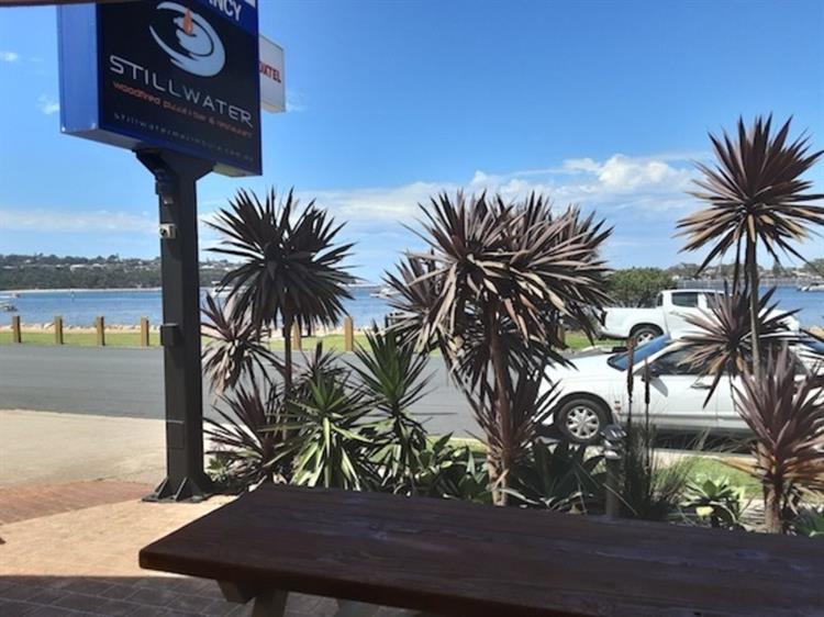 waterfront property restaurant bar - 12