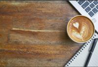 5 day cafe bustling - 1