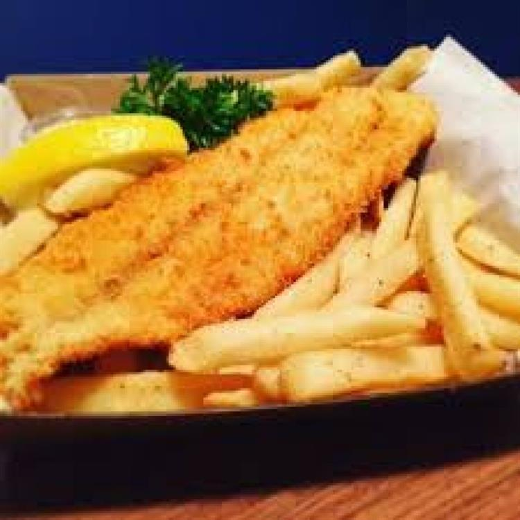 straight fish chips great - 4