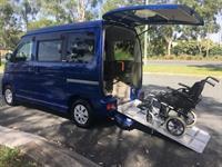 niche motor dealer wheelchair - 3