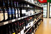 bottle shop busy shopping - 1