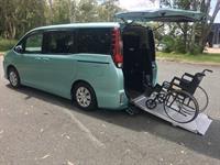 niche motor dealer wheelchair - 2