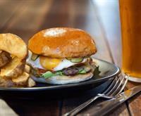 franchised burger store clayton - 2