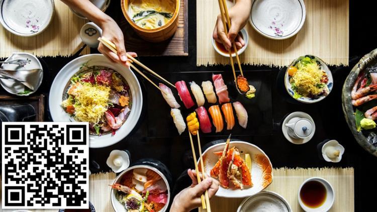 modern japanese restaurant ref - 4