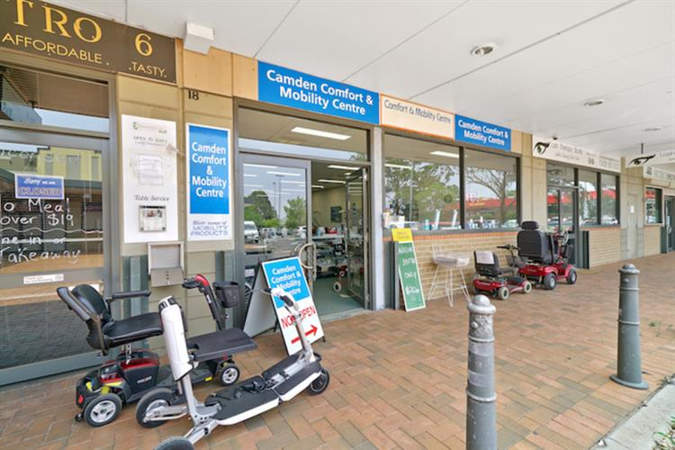 comfort mobility equipment business - 6